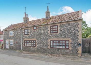 Thumbnail 3 bed semi-detached house to rent in West End, Northwold, Thetford