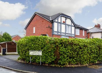 Thumbnail 3 bed semi-detached house for sale in Woodville Road, Ince, Wigan