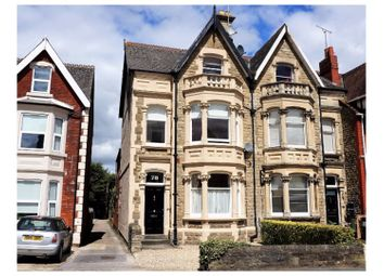 Thumbnail 6 bed semi-detached house for sale in Bath Road - Old Town, Swindon