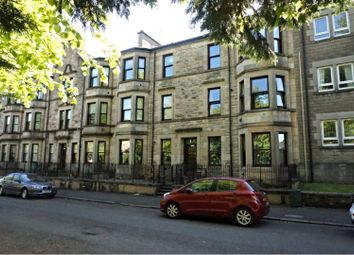Thumbnail 1 bed flat for sale in Thomson Avenue, Johnstone