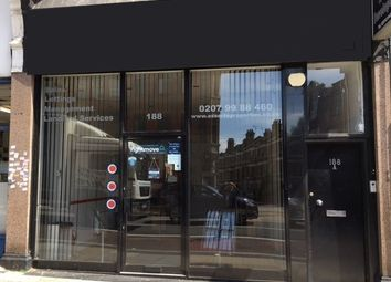 Thumbnail Retail premises to let in Finchley Road, Hampstead, London