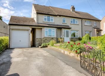 Thumbnail 4 bed semi-detached house for sale in Springfield Road, Grassington