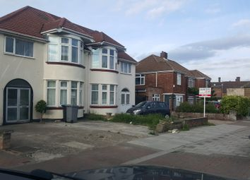 Thumbnail 5 bed semi-detached house to rent in East Lane, Wembley