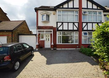 Danehurst Gardens, Redbridge, Essex IG4. 4 bed semi-detached house