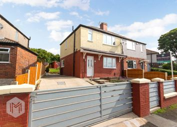 3 bed semi-detached house for sale in Leicester Avenue, Horwich, Bolton, Greater Manchester BL6