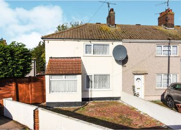 Thumbnail 3 bedroom end terrace house for sale in Dickens Avenue, Tilbury