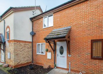 Thumbnail 2 bed terraced house for sale in Shardlow Close, Haverhill