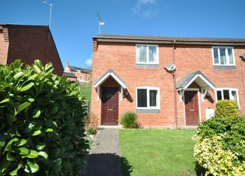 Thumbnail 2 bed end terrace house to rent in St Alkmunds Meadow, Whitchurch, Shropshire