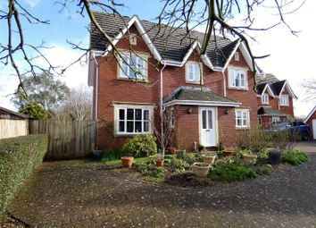 Thumbnail 4 bed detached house for sale in Sandy Ridge, Calne