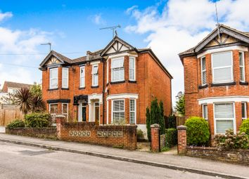 Thumbnail 3 bed semi-detached house for sale in Maple Road, Southampton