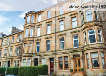 Thumbnail 3 bed flat for sale in Roslea Drive, Dennistoun, Glasgow