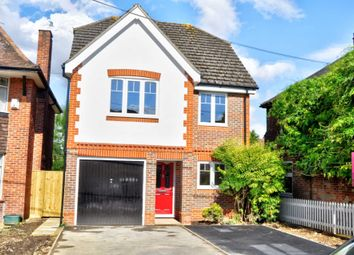 Thumbnail 4 bed detached house to rent in Newtown Road, Marlow