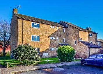 Thumbnail 2 bed flat for sale in Goodwin Close, Bewbush, Crawley