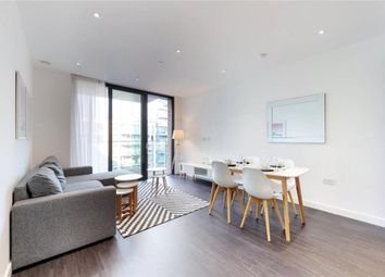 Thumbnail 2 bed flat for sale in Catalina House, London