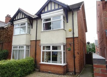 Thumbnail 2 bed semi-detached house for sale in Westfield Road, Hinckley