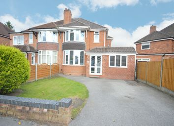 Arnold Road, Shirley, Solihull B90. 3 bed semi-detached house