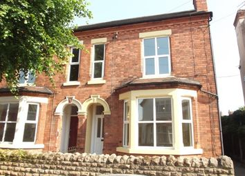 Thumbnail 5 bed property to rent in North Road, West Bridgford