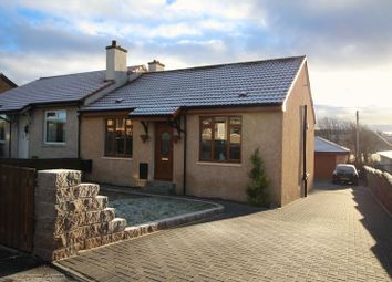 Thumbnail 2 bed semi-detached bungalow for sale in Derran Drive, Cardenden, Lochgelly
