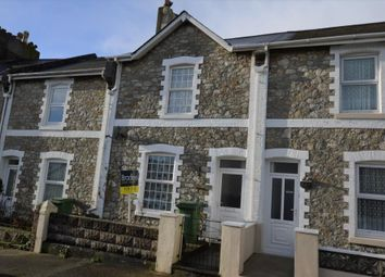 Thumbnail 2 bed terraced house for sale in Woodville Road, Torquay, Devon