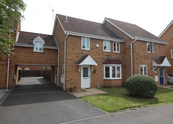 Thumbnail 4 bed property for sale in Jubilee Way, Crowland, Peterborough
