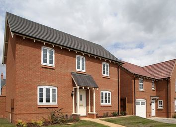 Thumbnail 3 bedroom detached house for sale in The Dorset, Off Dukes Meadow Drive, Banbury Oxfordshire