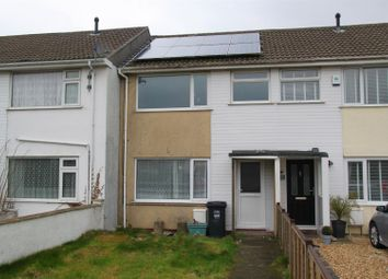Thumbnail 3 bed terraced house for sale in Mendip Avenue, Worle, Weston-Super-Mare