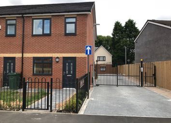 Thumbnail 2 bed end terrace house to rent in Goscote Lane, Bloxwich, Walsall WS31Pe