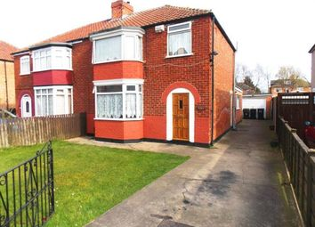 Thumbnail 3 bedroom semi-detached house for sale in Preen Drive, Middlesbrough, .