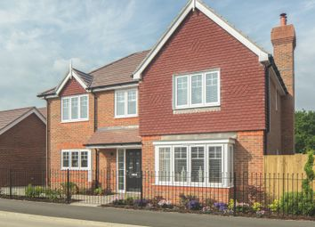 Thumbnail 4 bed detached house for sale in Medstead Grange, Lymington Bottom Road, Medstead, Hampshire