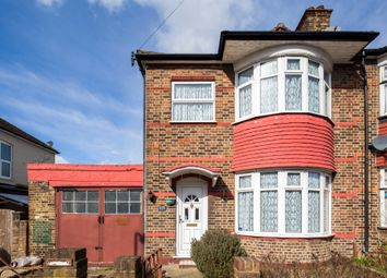 Thumbnail End terrace house for sale in Edgehill Road, Mitcham