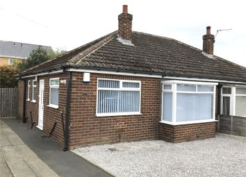 Thumbnail 2 bed semi-detached bungalow for sale in Squirrel Hall Drive, Dewsbury, West Yorkshire