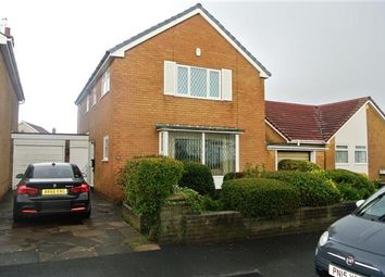 Thumbnail 3 bed detached house for sale in Snowshill Crescent, Thornton-Cleveleys
