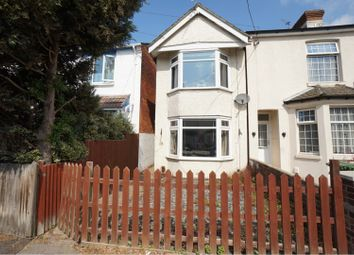 Thumbnail 3 bed detached house for sale in Ludlow Road, Southampton