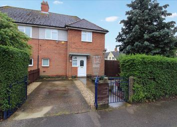 Thumbnail 3 bedroom semi-detached house for sale in Lely Road, Ipswich