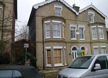 Thumbnail Studio to rent in Orford Street, Ipswich, Suffolk