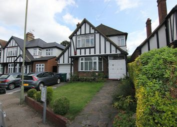 Thumbnail 3 bed detached house for sale in Queens Close, Edgware, Greater London