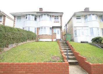 Thumbnail 3 bed semi-detached house for sale in Fletemoor Road, St Budeaux
