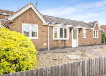Thumbnail 2 bedroom bungalow for sale in Chitterman Way, Markfield, Leicestershire, Leicester