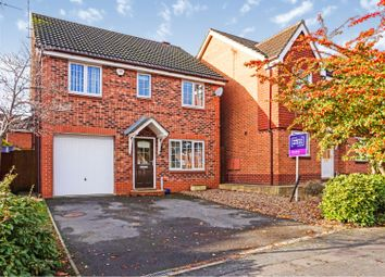 Thumbnail 4 bed detached house for sale in Emmerson Drive, Mansfield