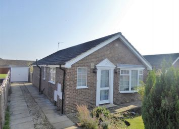 Thumbnail 2 bed detached bungalow for sale in Waggoners Drive, Copmanthorpe, York