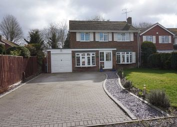 Thumbnail 4 bedroom detached house to rent in St. Marys Glebe, Edlesborough, Dunstable