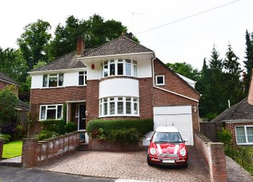 Thumbnail 5 bed detached house for sale in Southwoods, Yeovil