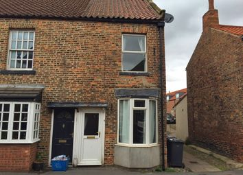 Thumbnail 2 bed end terrace house to rent in Porters Vaults, Chapel Street, Thirsk