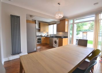 Thumbnail 4 bed terraced house to rent in Merton Hall Gardens, London