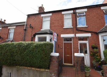 Thumbnail 2 bed terraced house for sale in Dovedale Street, Barry