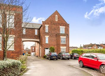 Thumbnail 2 bed flat for sale in Patrick Mews, Lichfield