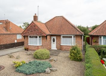 Thumbnail 2 bed bungalow for sale in Grants Avenue, Fulford, York