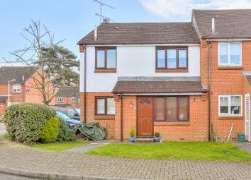 Thumbnail 1 bed terraced house for sale in St Leonards Court, House Lane, Sandridge, St. Albans, Hertfordshire