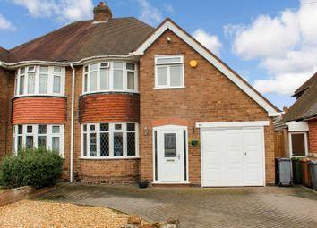 3 bed semi-detached house for sale in Hazelhurst Road, Castle Bromwich, Birmingham B36