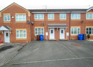 Thumbnail 3 bed town house to rent in Harleigh Grove, Meir Hay, Stoke-On-Trent